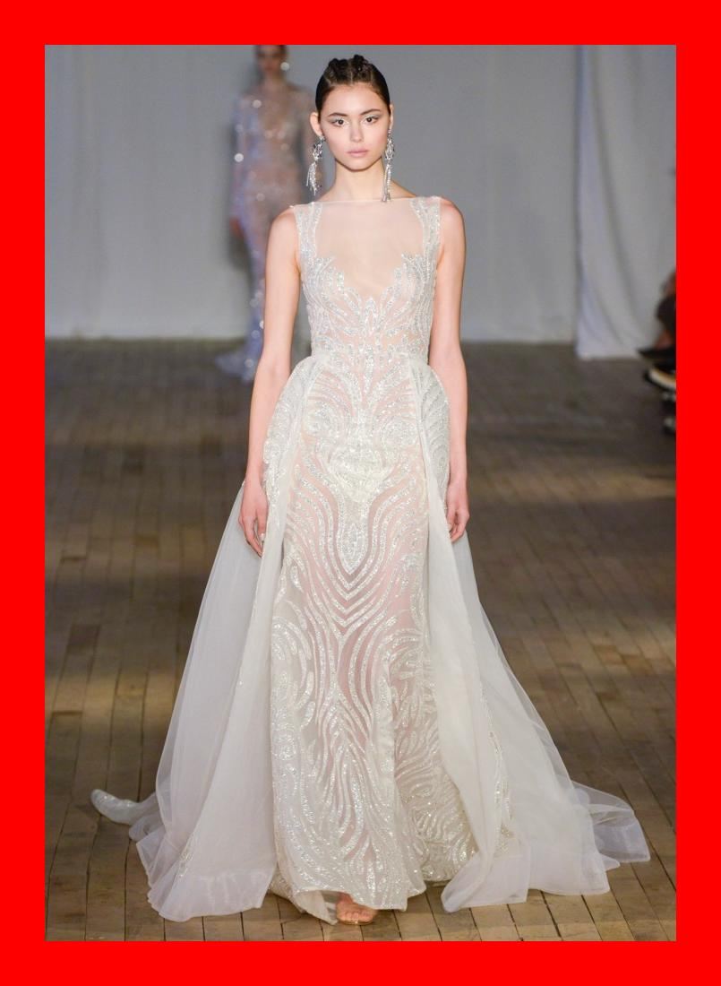 52 Best Wedding Dresses of Bridal Spring 2019 Fashion Week ...