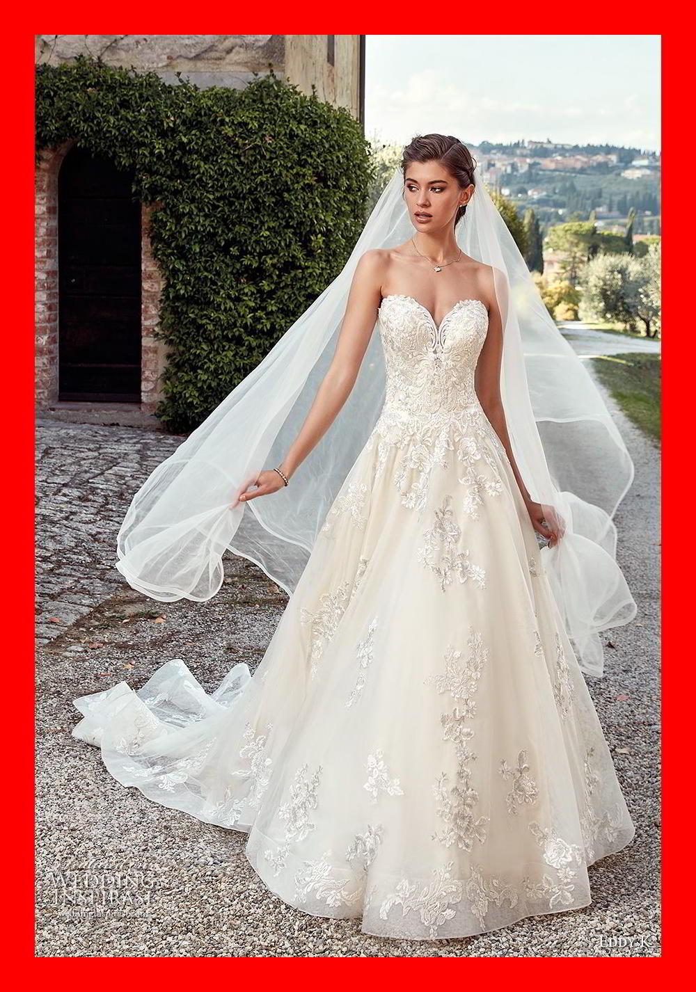 Eddy K. 2019 Wedding Dresses | Wedding Inspirasi