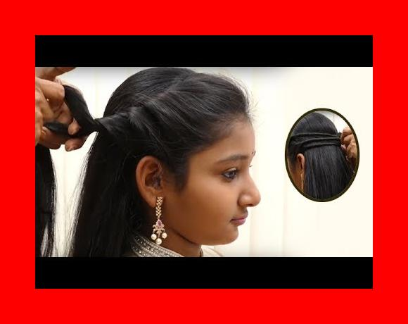 Beautifull and easy Nice hairstyles for cute little girls//Kids Hair ...