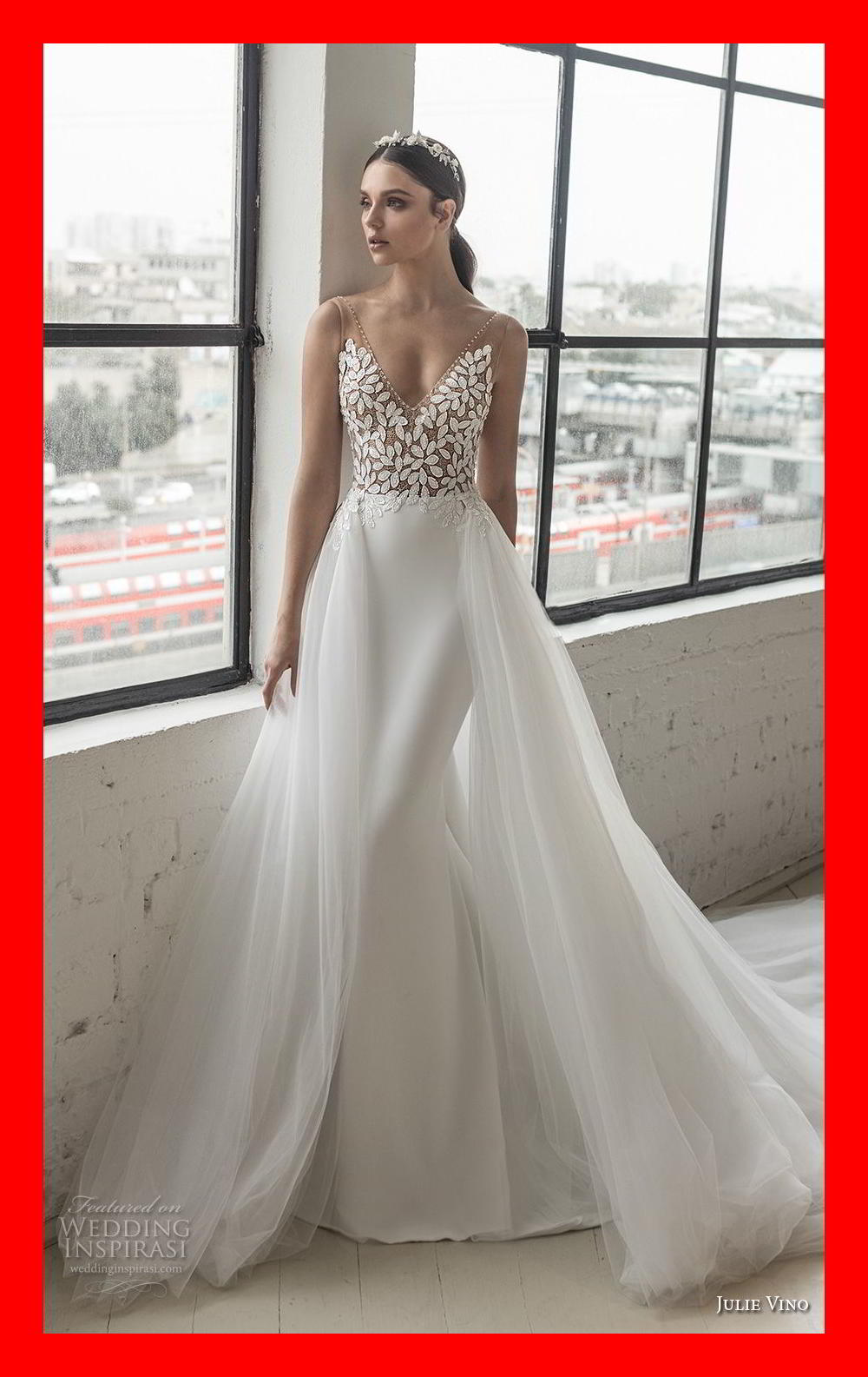 Romanzo by Julie Vino 2019 Wedding Dresses — The Love Story Bridal ...