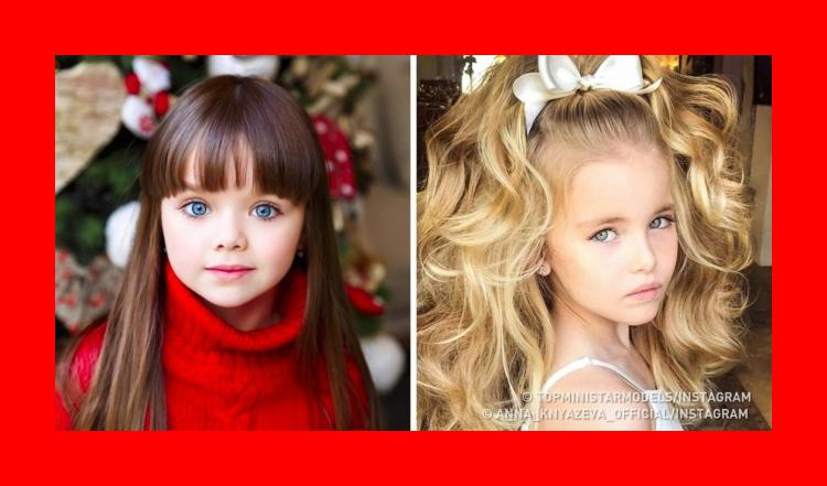 13 Children Who Became World Famous Thanks to Their Beauty