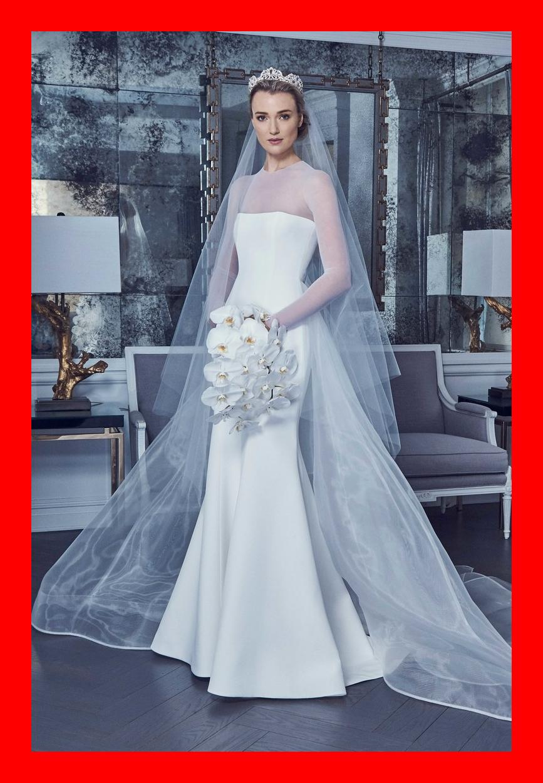 Romona Keveža Bridal & Wedding Dress Collection Spring 2019 | Brides