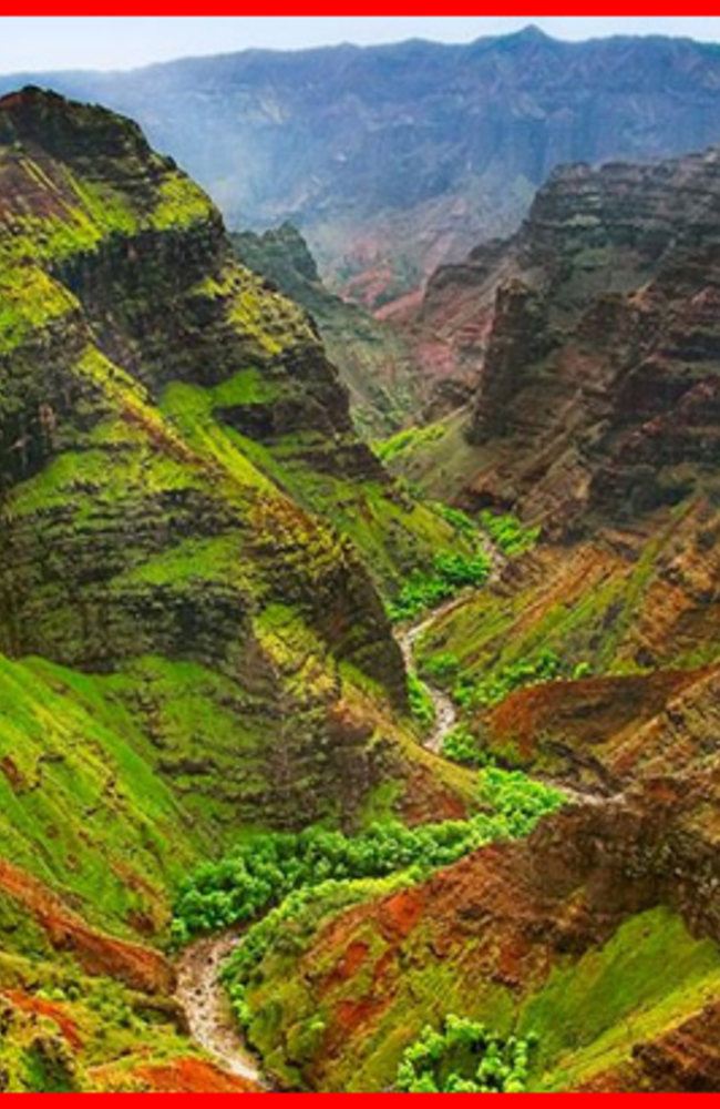 Stunning Canyons and Gorges in the World with EaseMyTrip.com