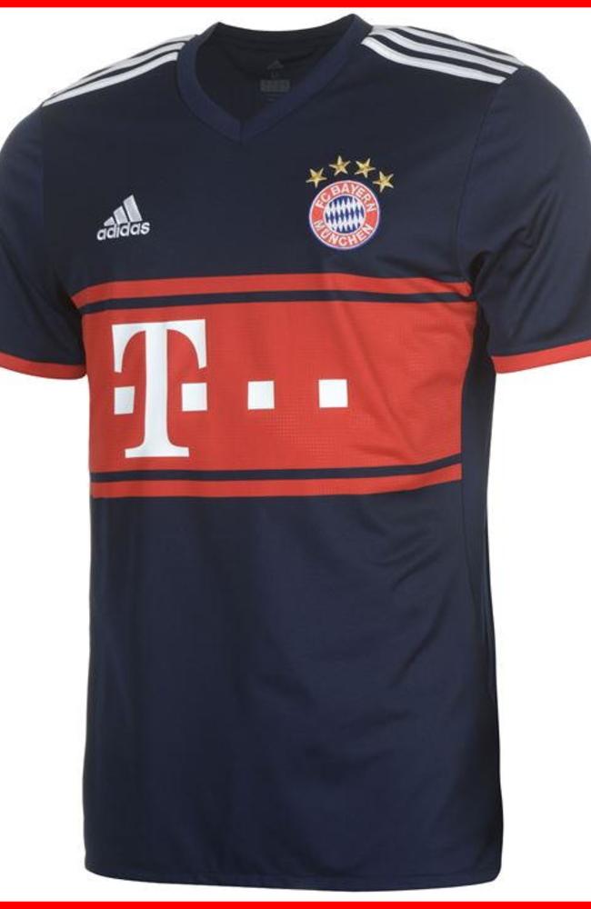 adidas | adidas Bayern Munich Away Shirt 2017 2018 | FC Bayern ...