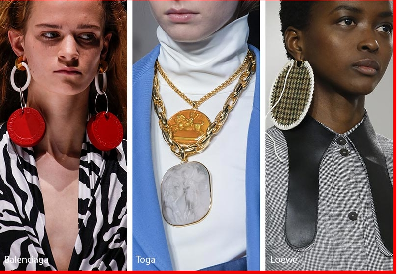 Fall/ Winter 2018-2019 Accessory Trends - Fall 2018 Jewelry Trends ...