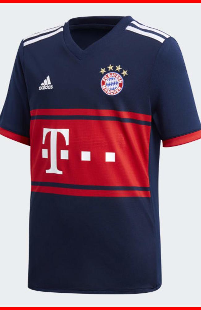 adidas FC Bayern Munich Away Jersey - Blue | adidas UK
